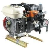 Пылеводосос экстрактор Сомет CVС 278 XH; 2- турбины; бак 78л (нерж); 220В; 2200Вт
